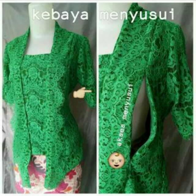 Kebaya Menyusui Shopee Indonesia