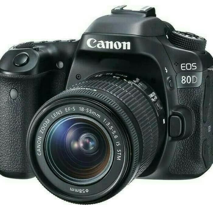 Canon Eos 80D kit 18-135mm IS / Canon 80D