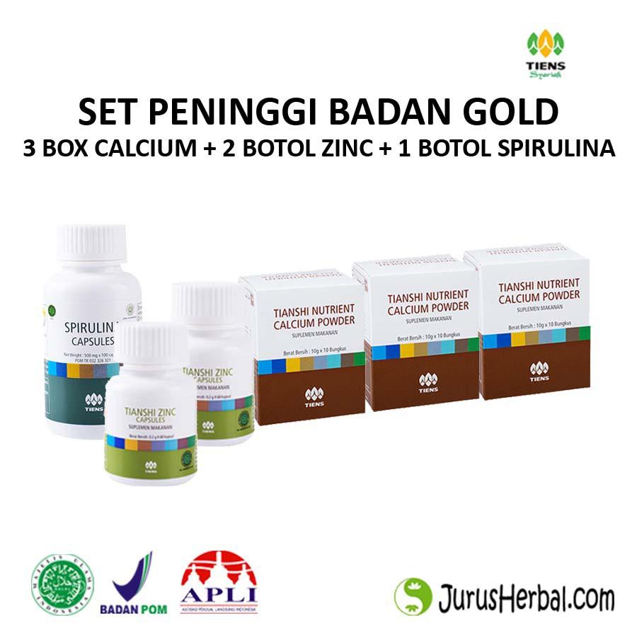 Tiens Nutrient High Calcium Powder NHCP Susu Peninggi Badan | Shopee Indonesia