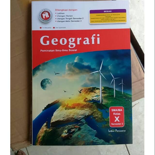 Soal Ulangan Geografi Kelas 10 Semester 2 Kunci Dunia