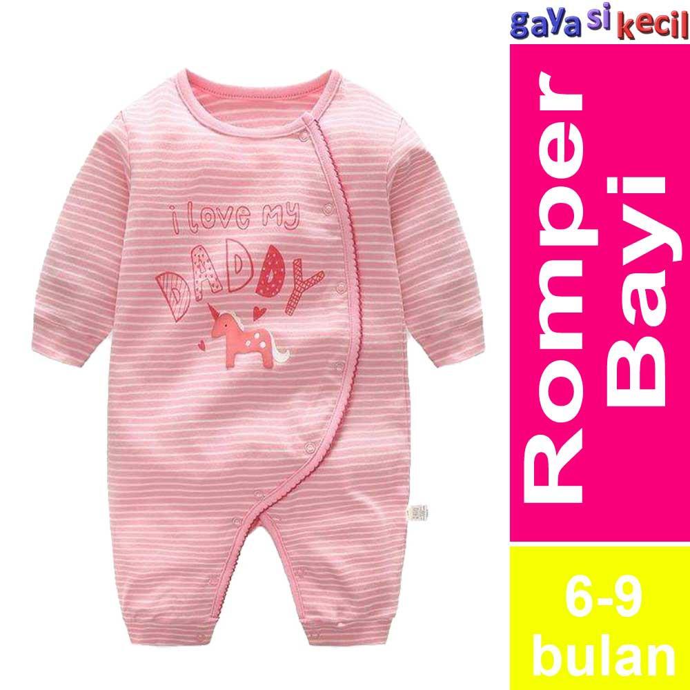 💖SF💖 Setelan Pakaian Romper Bermain Anak Bayi Perempuan Motif Prince + Celana Tutu Motif Bunga   Shopee Indonesia