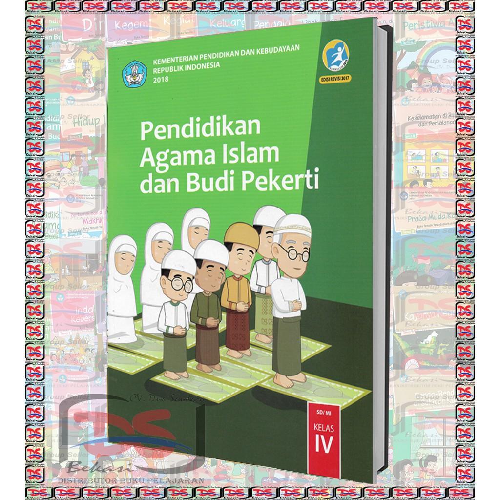 Buku Siswa Pai Kelas 4 Sd Kurikulum 2013 Revisi 2018 Shopee Indonesia