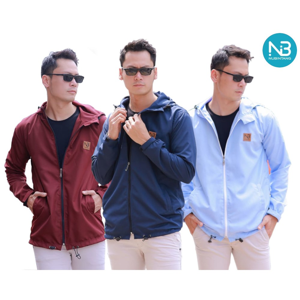 Jaket Dewasa Sporty Men by NuBintang