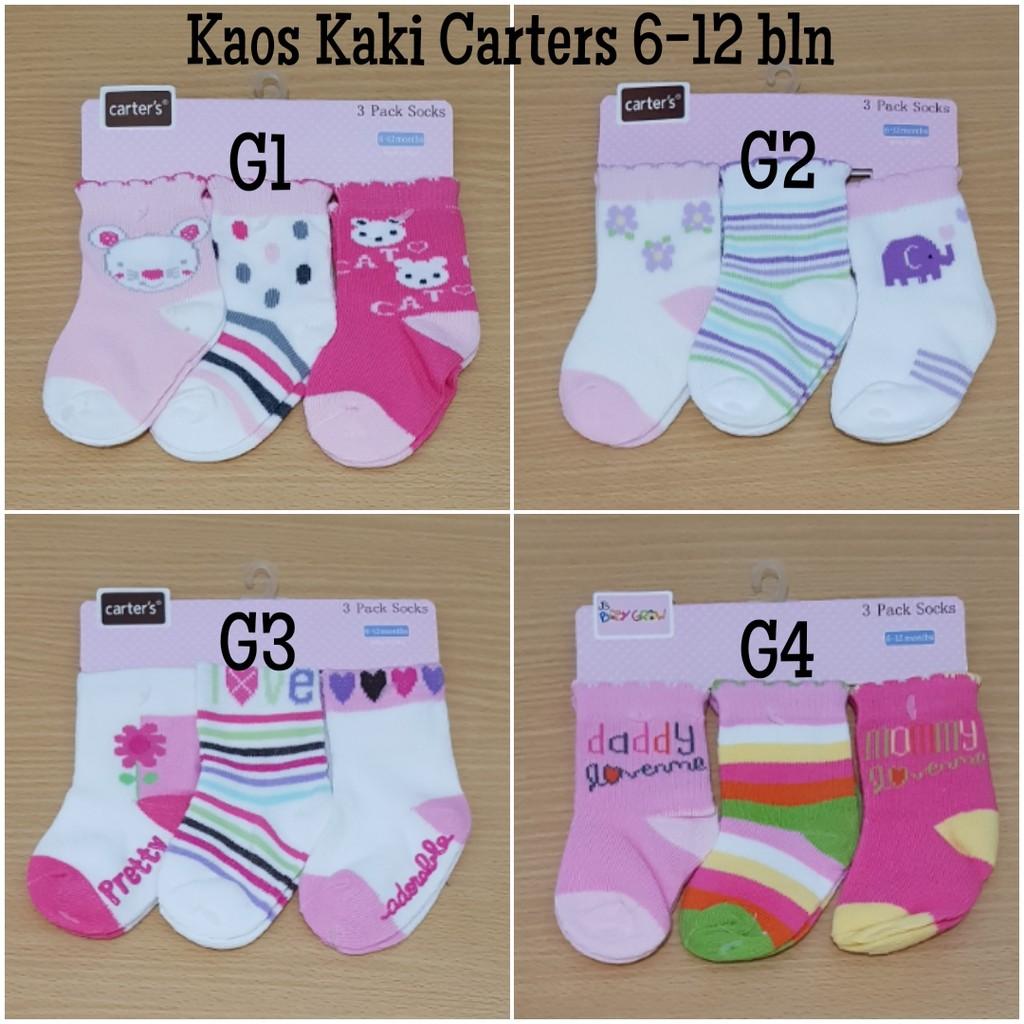 a8993a32f Carter's Sarung tangan Kaos Kaki bayi Newborn Mitten Booties carters carter  miten new born   Shopee Indonesia