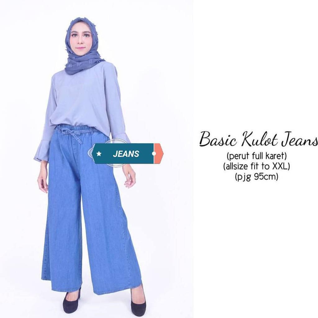Ynki Skirt Shopee Indonesia High Quality Clothing Plisket Long Pants Bcpj18100