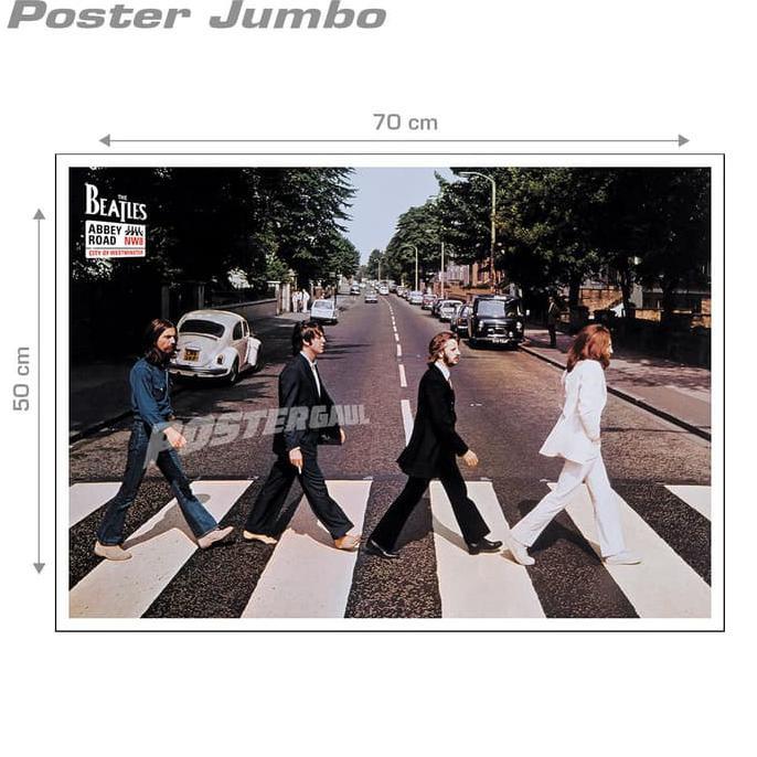 [COD] Poster Jumbo FAUNA: KUCING #MSC07 - ukuran 50 x 70 cm