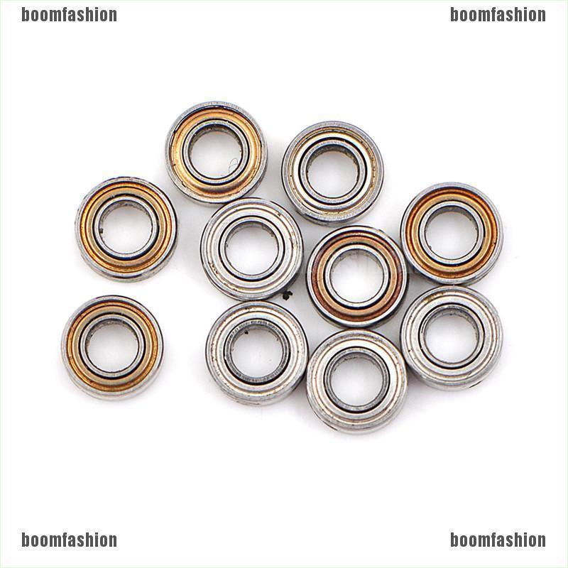 10pcs 693zz 3x8x4mm Open Miniature Bearings ball Mini Hand Bearing Spinner t