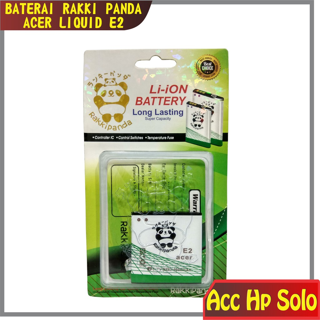 Baterai Batere Batre Andromax E2 Rakki Panda Double Ic Protection Rakkipanda Battery Bm 33 For Xiaomi Mi 4i Shopee Indonesia