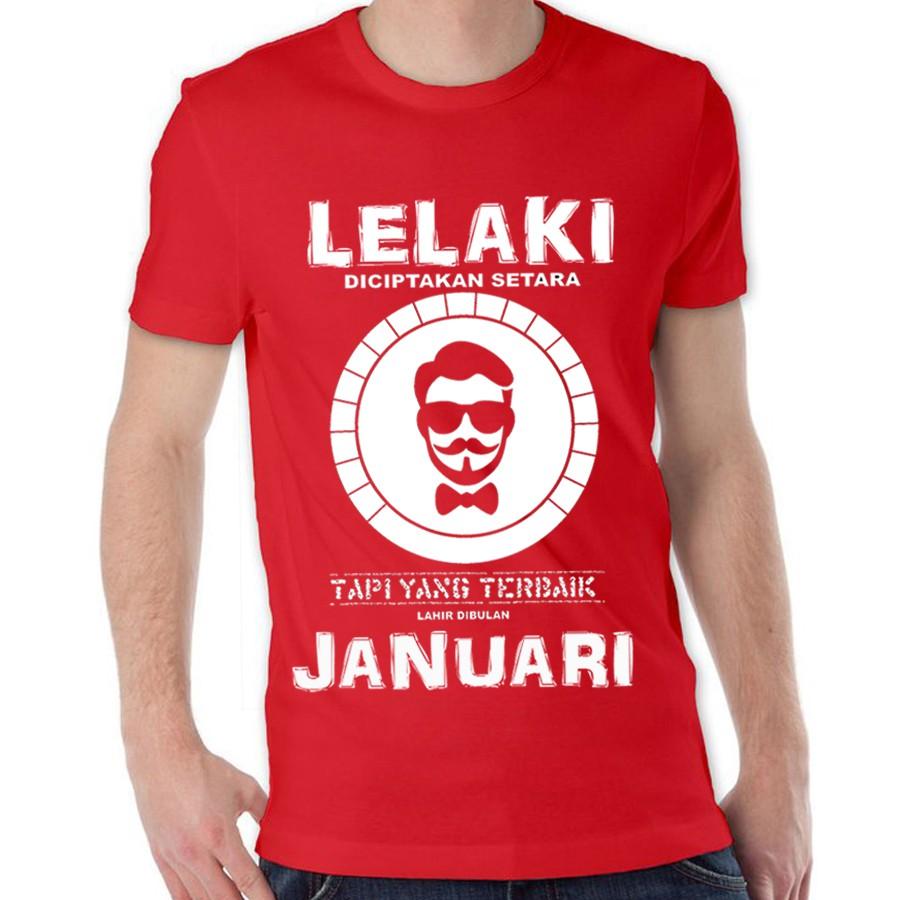 T Shirt Glory Kaos 3D Pria Diciptakan Setara Tapi Yang Terbaik Lahir D | Shopee Indonesia