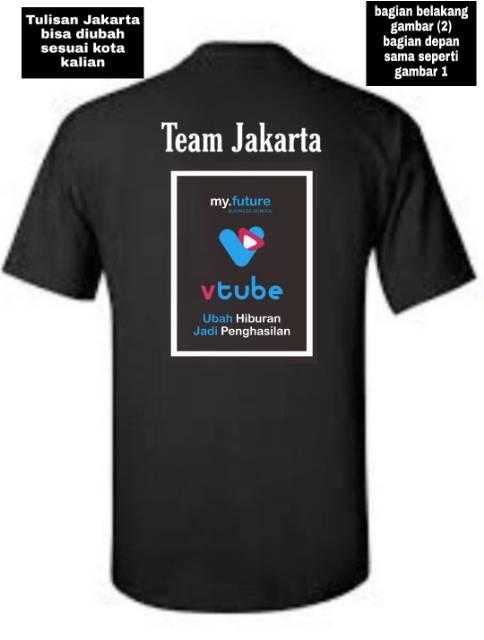 Kaos Vtube Request Design Oke Masker Vtube Shopee Indonesia