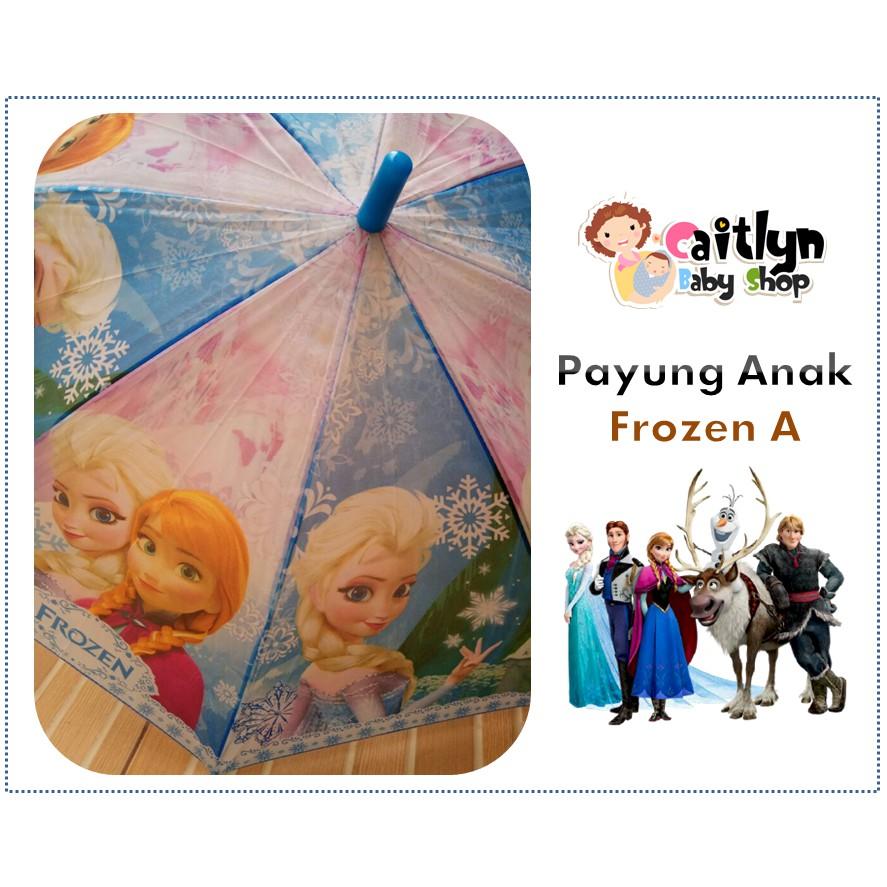 Payung Anak Motif Random Souvenir Oleh Bear Disney Harga Lucuu Grosir Promo Murah Shopee Indonesia