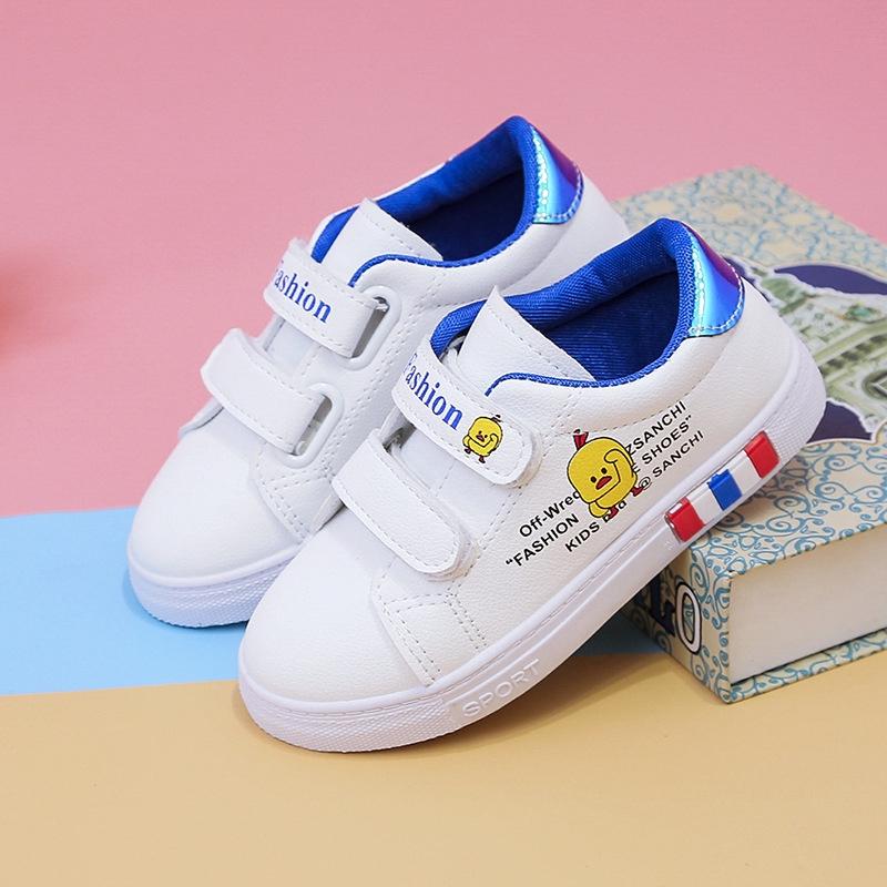 Sepatu Putih Anak Anak Perempuan Siswa Sepatu Anak Laki Laki