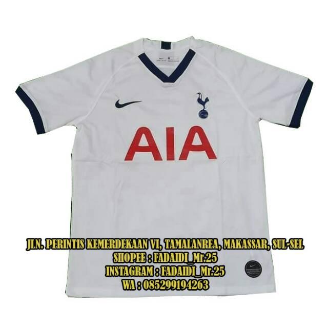Jersey Bola Tottenham Hotspur 2019 2020 Shopee Indonesia