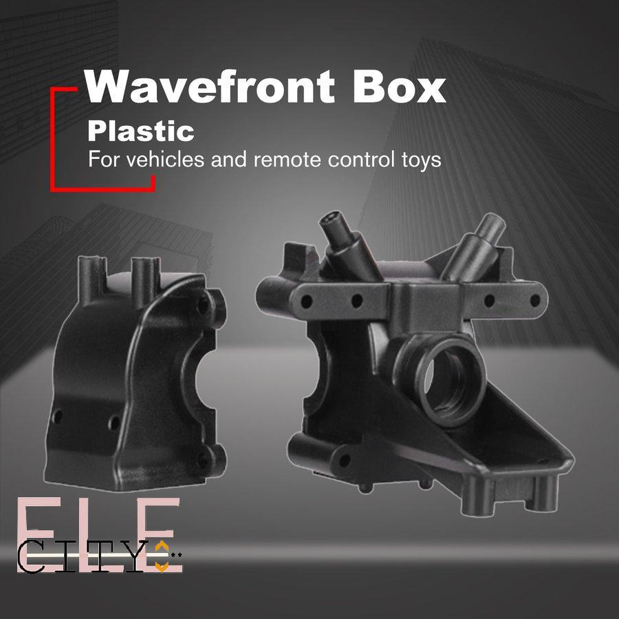 Wavefront Box Transmission Box Spare Part Gearbox For WLtoys 12428 RC Car