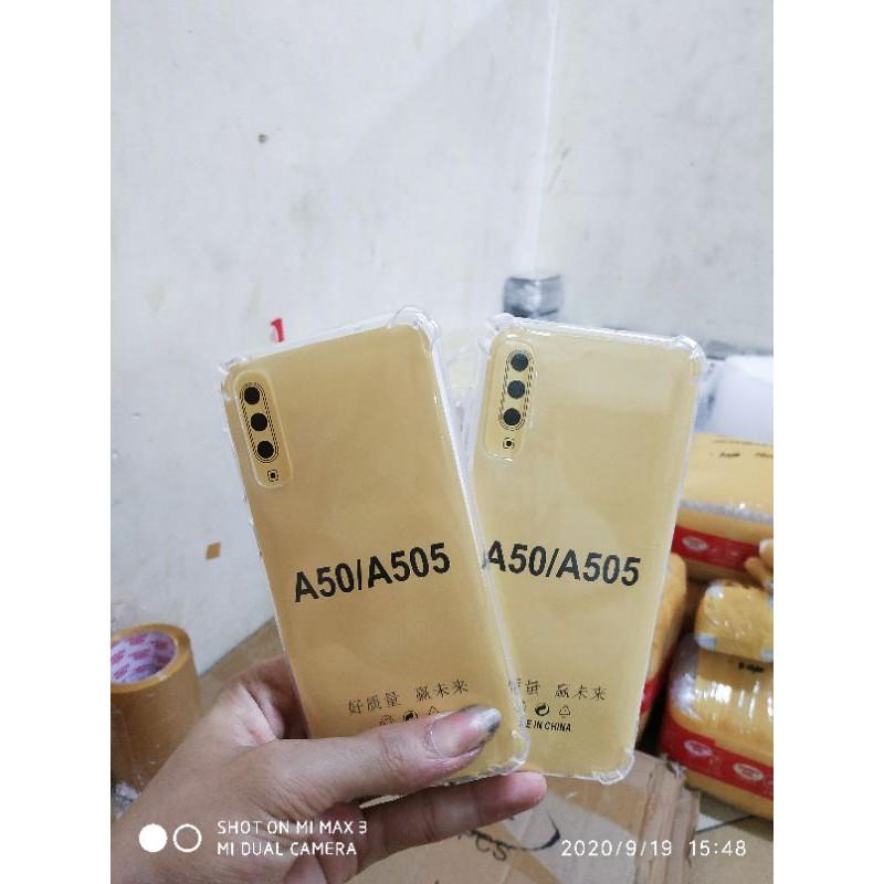 Anticrack Samsung A50s / softcase Samsung A50s / casing Samsung A50s