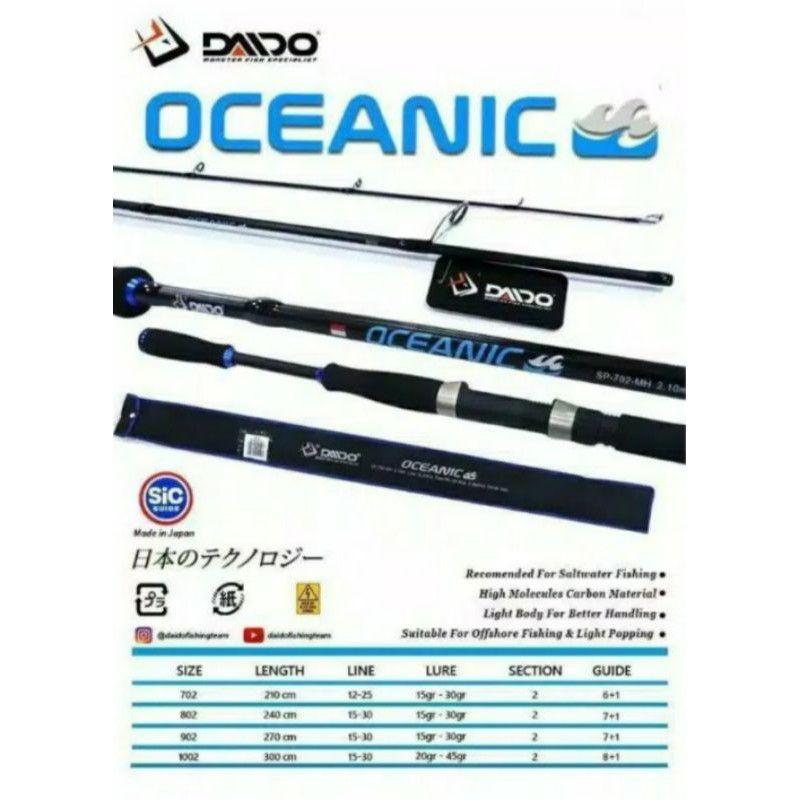 JORAN DAIDO OCEANIC 270 CARBON