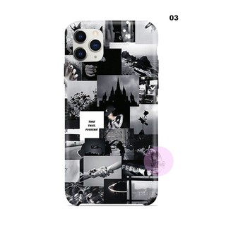 Cc41 Case Casing Hardcase Custom Gambar Aesthetic Black Oppo Vivo Samsung Iphone Xiaomi Alltype Shopee Indonesia