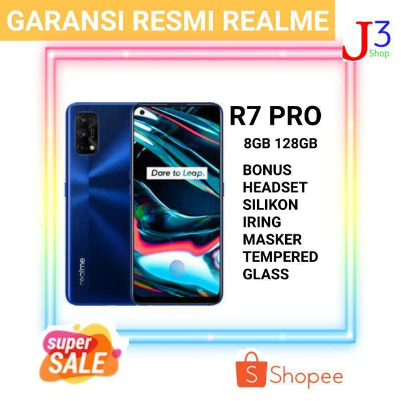 Dijual REALME 7 PRO 8/128 & REALME 7 8/128 & REALME 7i 8/128 NEW GARANSI RESMI REALME Limited