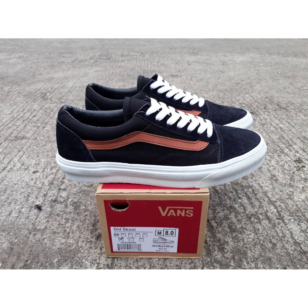 Sepatu Pria Vans Sk8 High Rebel Black List White Waffle DT IMPORT 01 Made  In China 02 Casual murah  65c80e29a