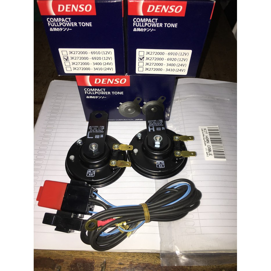 Relay Klakson Putus Shopee Indonesia Kabel Set Rilai Cable Horn Mx Sekelas Rilay Bosch