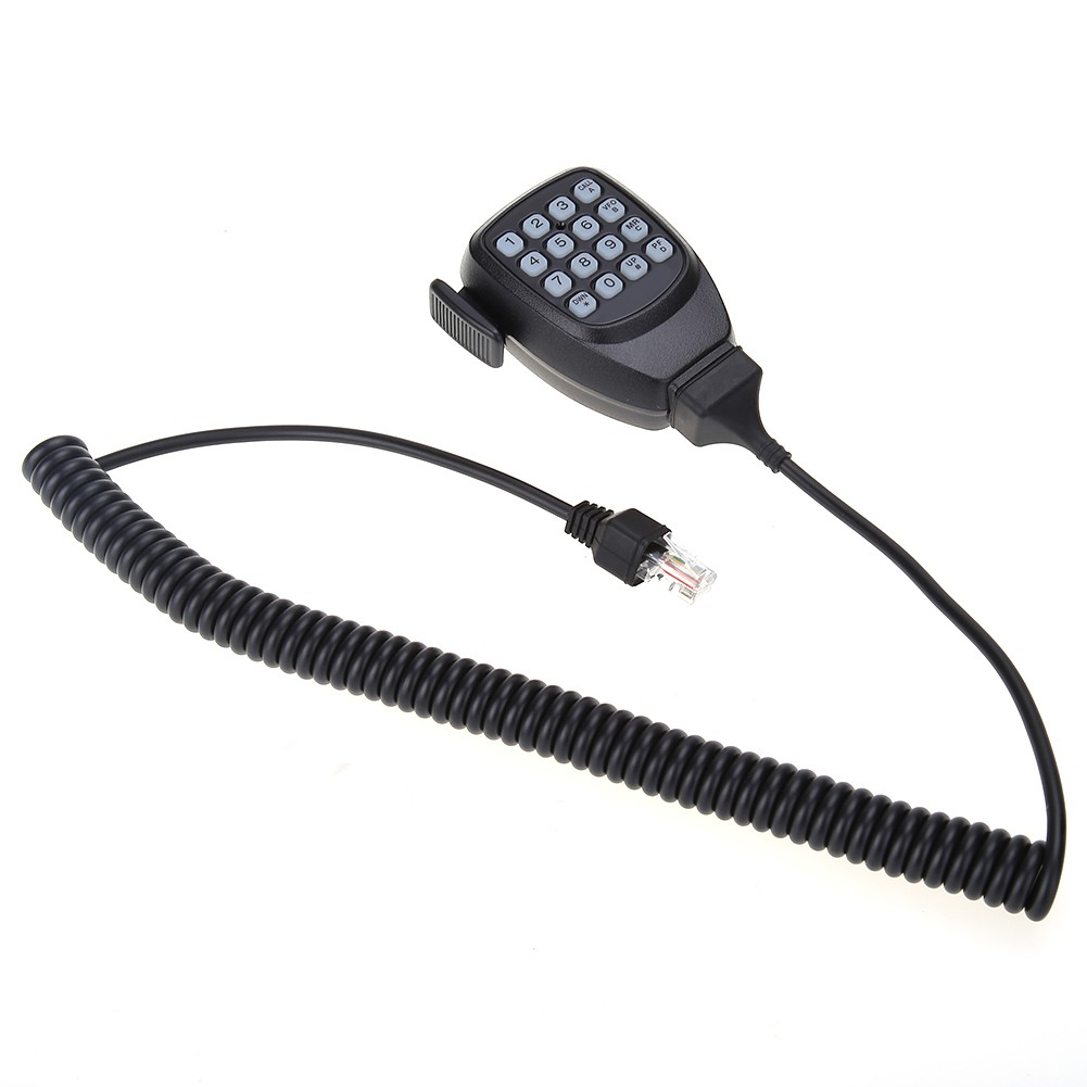 For Kenwood Hand Microphone Mic DTMF 16 Key TK-686 780 TK-862 TK-863G Car Radio