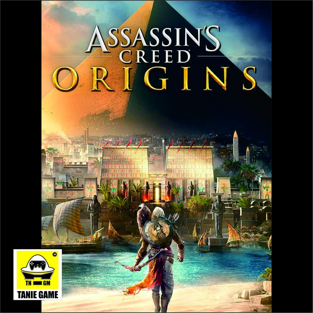 Assassin S Creed Origins Pc Game Game Laptop Shopee Indonesia