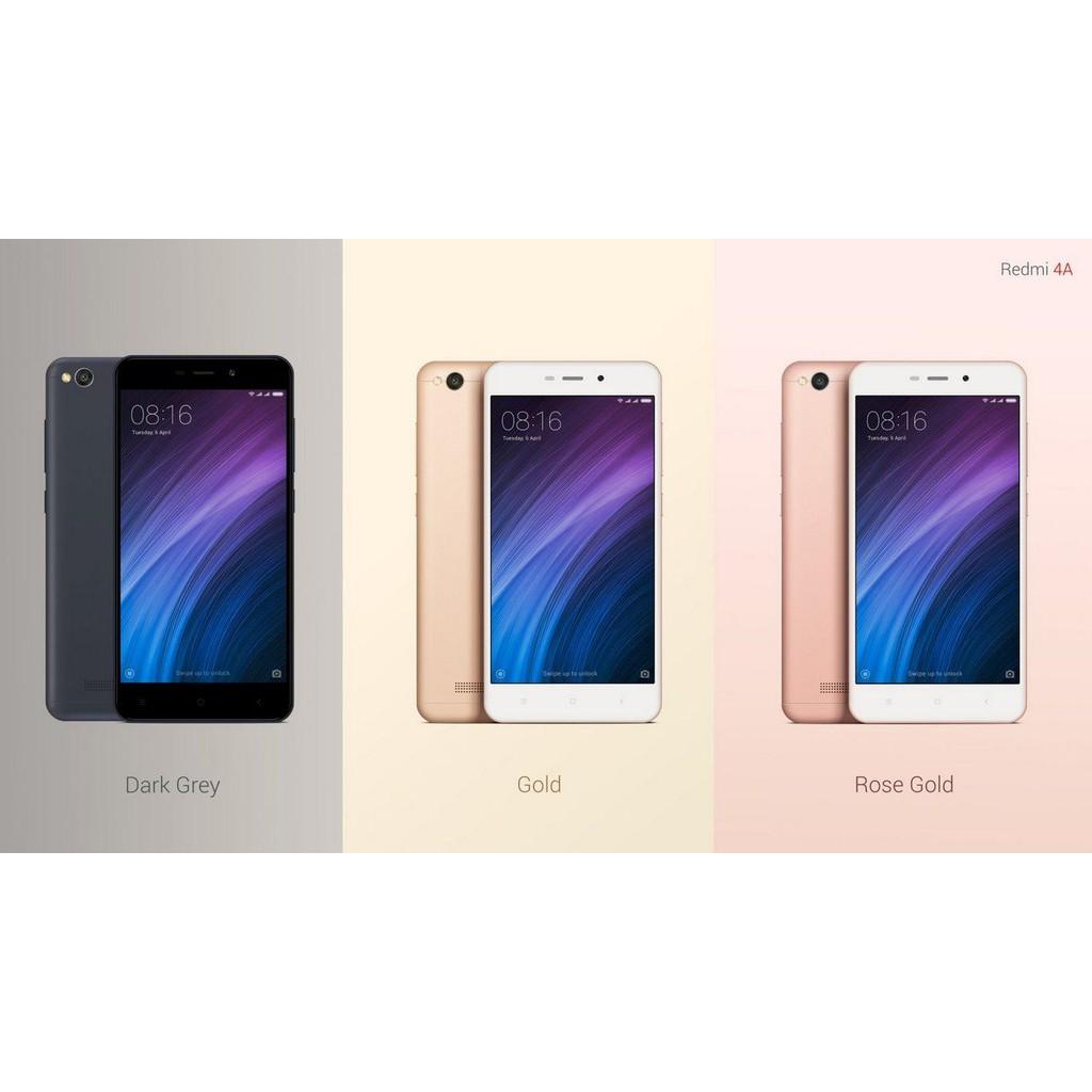 Xiaomi Redmi 4a Ram 2gb Internal 16gb Grs Distributor Shopee Indonesia