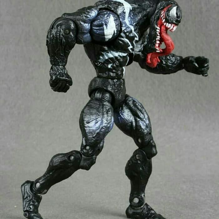 Mainan Hobi Figure Murah Berkualitas Venom Action Figure Spiderman Marvel Legends Berkualitas Shopee Indonesia