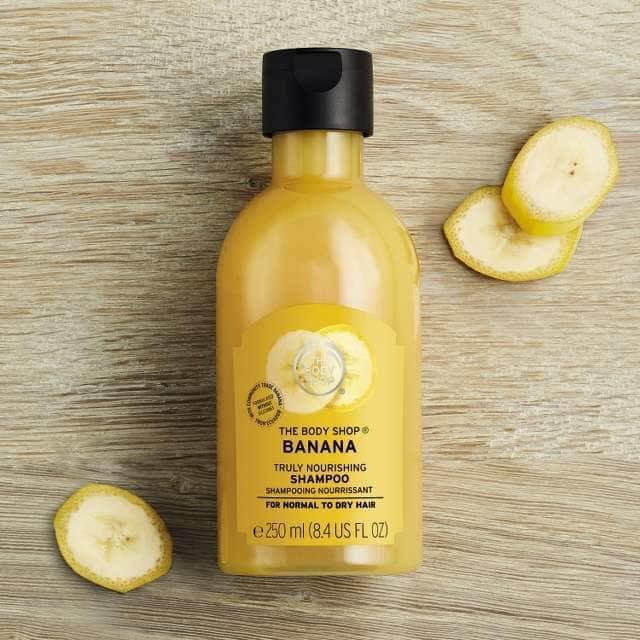 The Body Shop Banana Truly Nourishing Shampoo 400ml-2