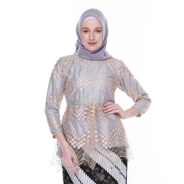 Blouse Kemeja Perempuan Pakaian Kerja Baju. Source · PD462 Kebaya Tunik  Muslim . 5f8c4971d5