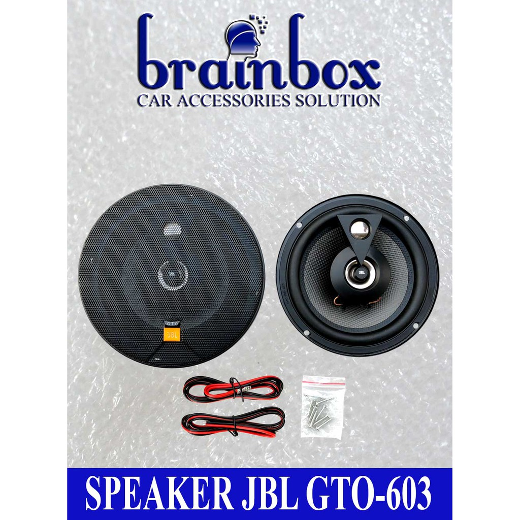 Car Sound Systems >> Speaker Mobil Jbl Gto 603 Coaxial Sound System