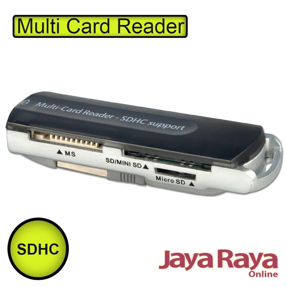 Apstore Card Reader Usb All In One 4 Slot Model Flashdisk Putar 1 Sonic Warna Warni Shopee Indonesia