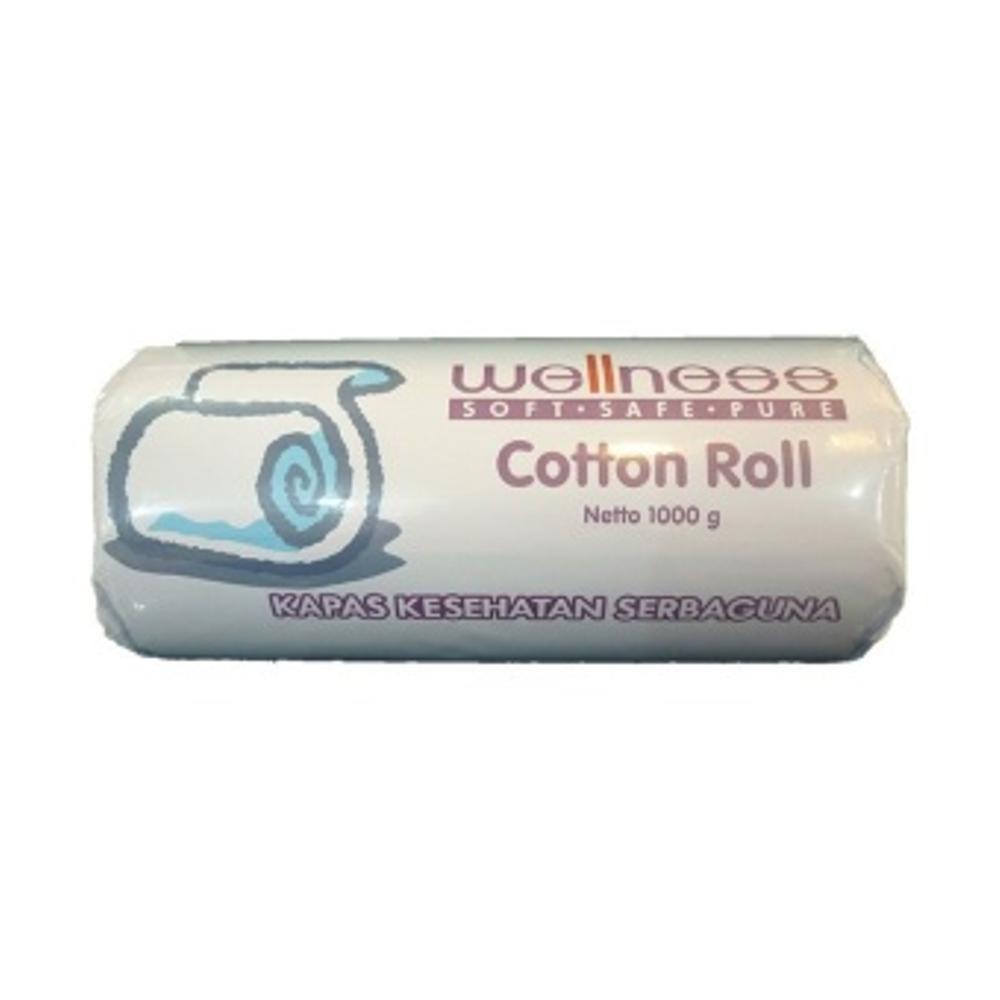 Wellness Cotton Roll 1000gr