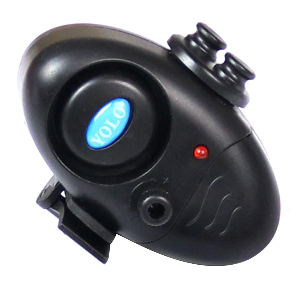 LED ikan menggigit Alarm umpan Alarm Carp kasar gigitan Alarm sinyal perangkat | Shopee Indonesia