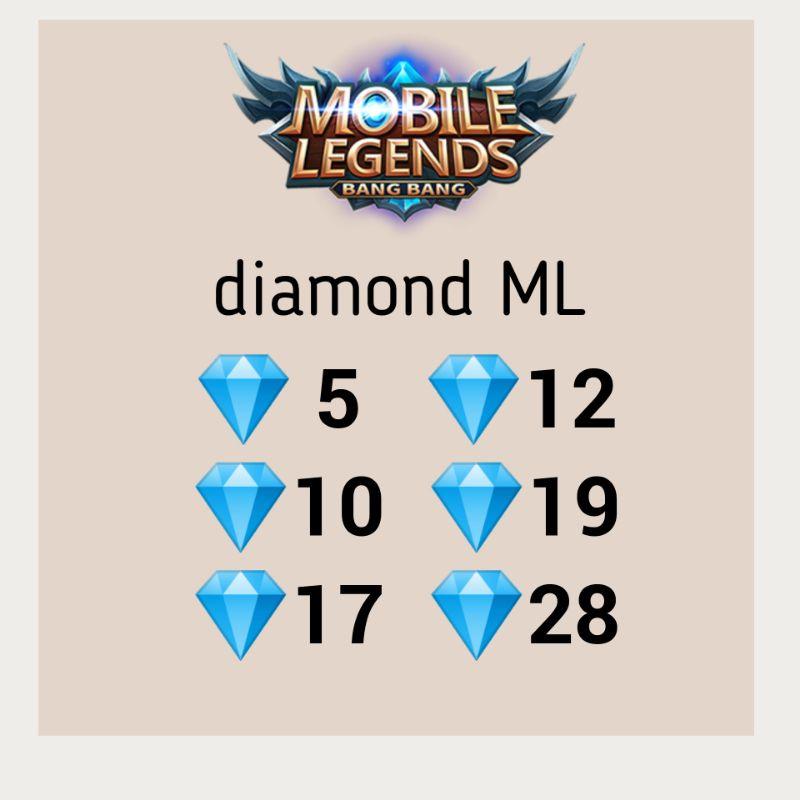 top up diamond ml murah mulai 5 dm