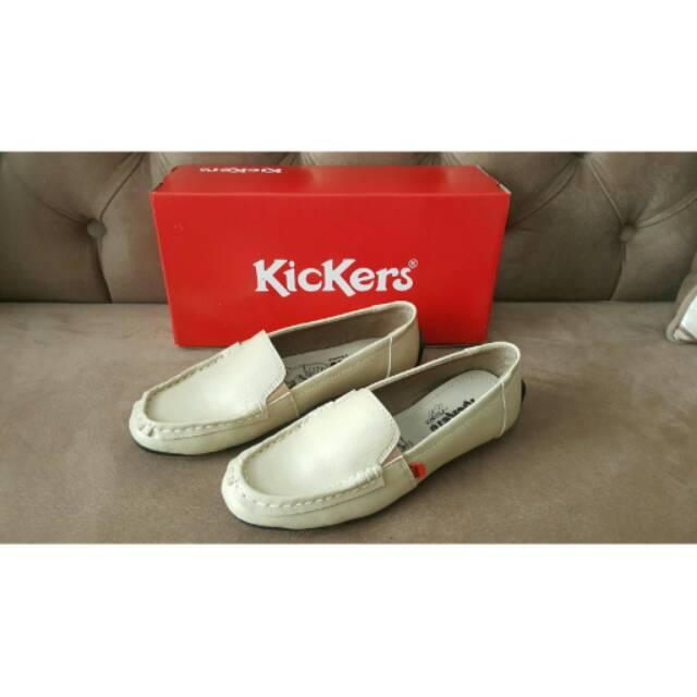 Sepatu wanita murah KICKERS GRADE ORI terbaru PROMO sepatu kerja / sekolah ootd | Shopee Indonesia