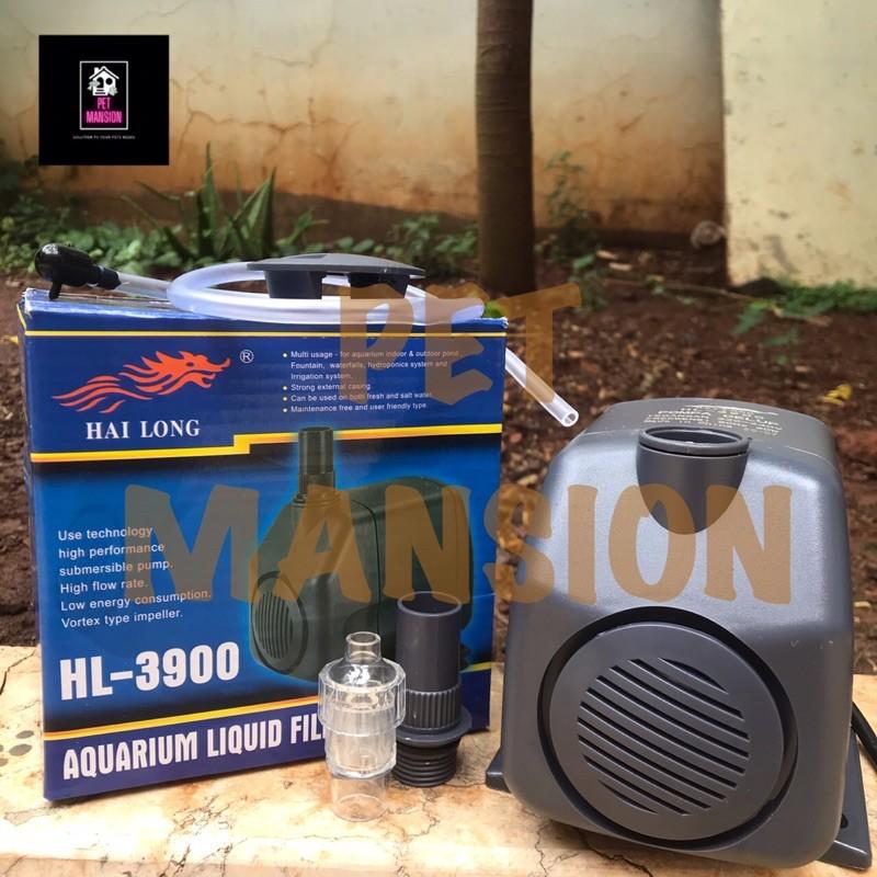 Hailong Aquarium Liquid Filter Hl 3900 Pompa Air Hai Long Hl3900 Hl 3900 Shopee Indonesia