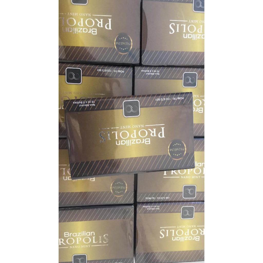 New Moment Propolis Brazilian Kemasan Baru 100 Ecer 1 Botol Original  Box Isi 5 Gratis Ongkir Shopee Indonesia