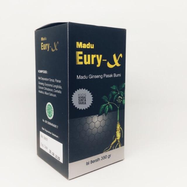 Madu Eury X - Madu Ginseng Pasak-Bumi Al Mabruroh - Madu Penyubur Pria | Shopee Indonesia