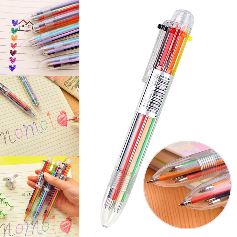 Nu Novelty Multicolor Ballpoint Pen