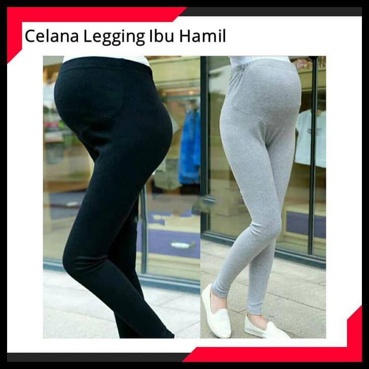 Celana Legging Hamil Celana Panjang Ibu Bumil Import Quality Shopee Indonesia