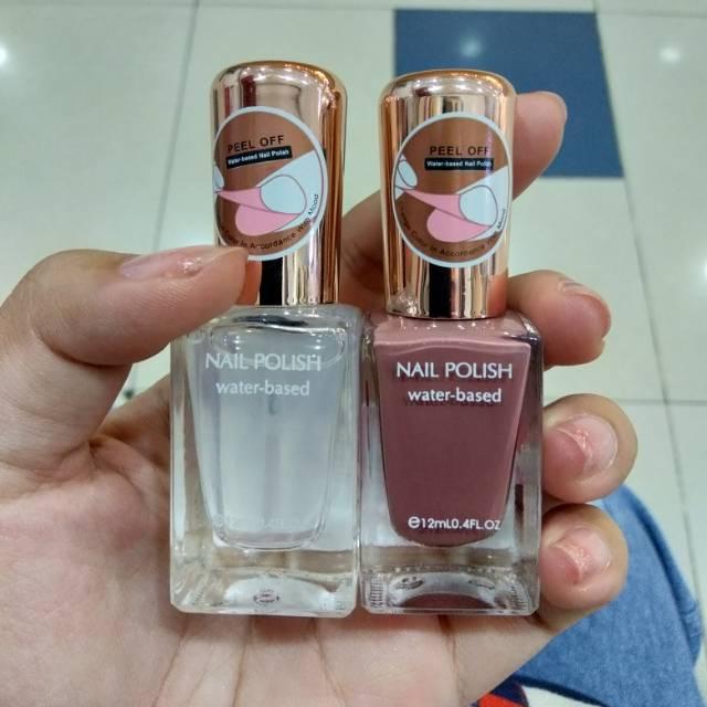 Nail Polish Miniso Harga Satuan Shopee Indonesia