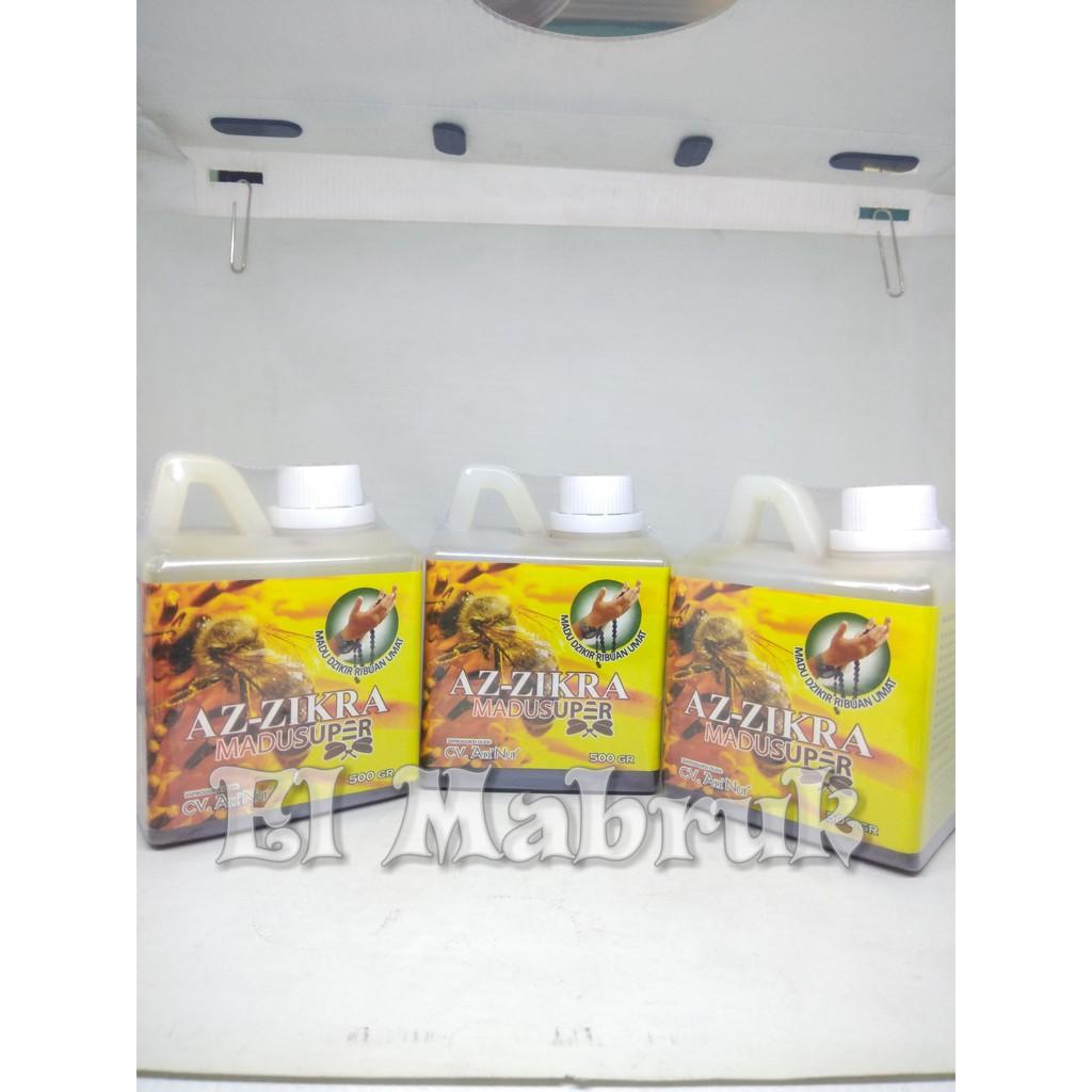 Madu Az Zikra Azikra Super Manis Honey Adzikra Original