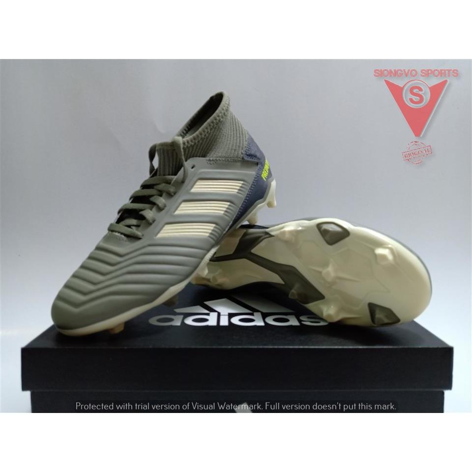 Sepatu Bola Anak Adidas Predator 19 3 Fg Jr Original Ef8215