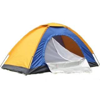Tenda camping dome kapasitas 2 - 3 orang dan 4 orang kemping gunung camping tent anak dan dewasa