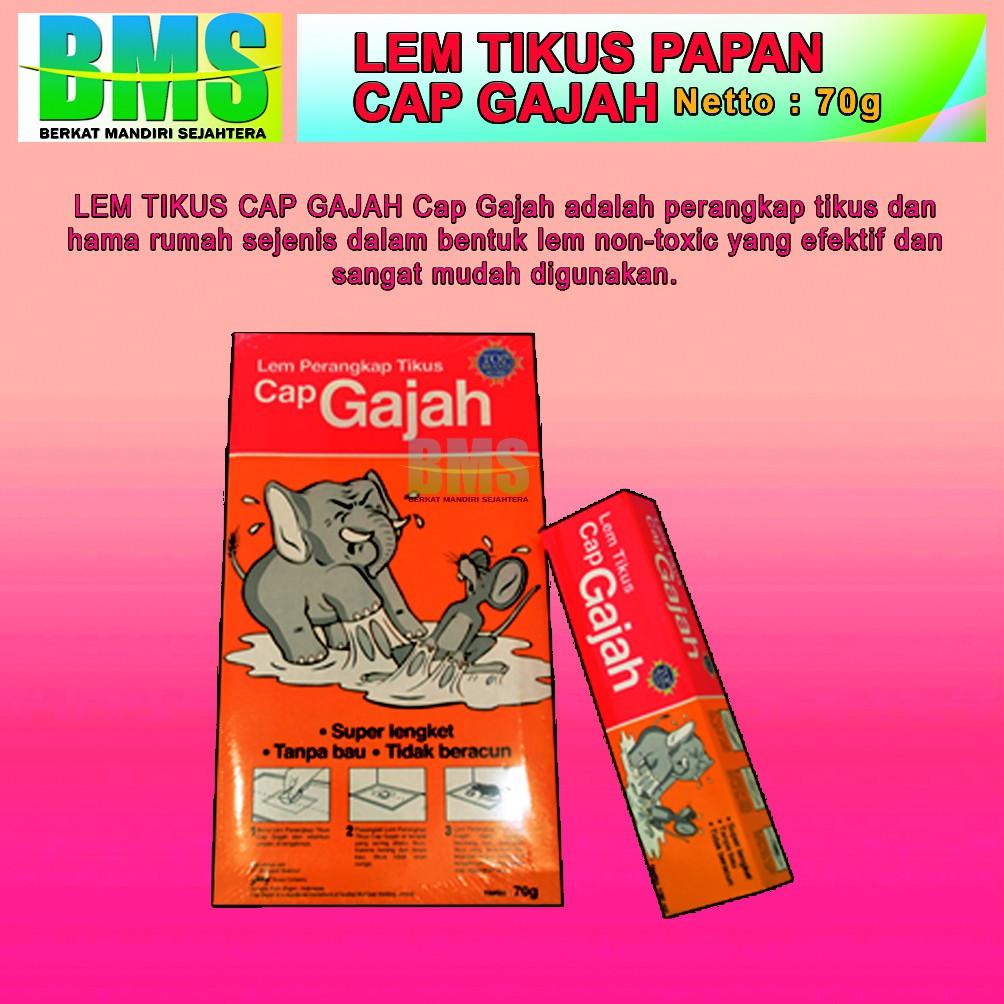 Glade Lem Tikus Cap Gajah Spec Dan Daftar Harga Terbaru Indonesia Cobra