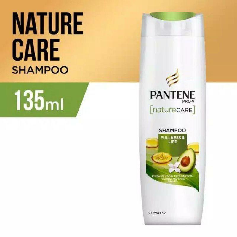 PROMOO SHAMPOO PANTENE 130  ML ~ ORIGINAL 100%-fullness & life