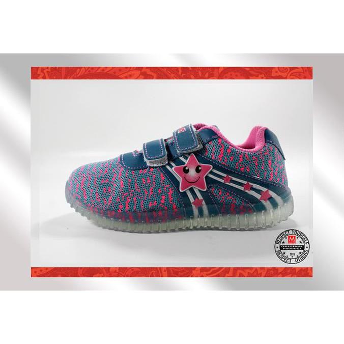 Ardiles Sepatu Anak Lampu ...