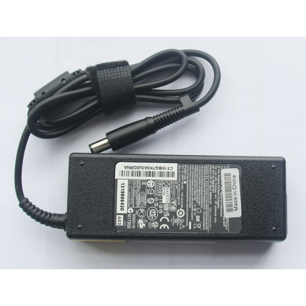 Power Supply Adapter Laptop Charger For Hp Probook 4540s Notebook Pc Shopee Indonesia