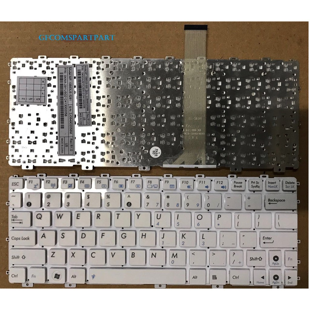Is005 Keyboard Acer Aspire One 532 532h 533 D255 D260 D257 D522 D270 Happy Happy2 Nav50 Ao532 Putih Shopee Indonesia